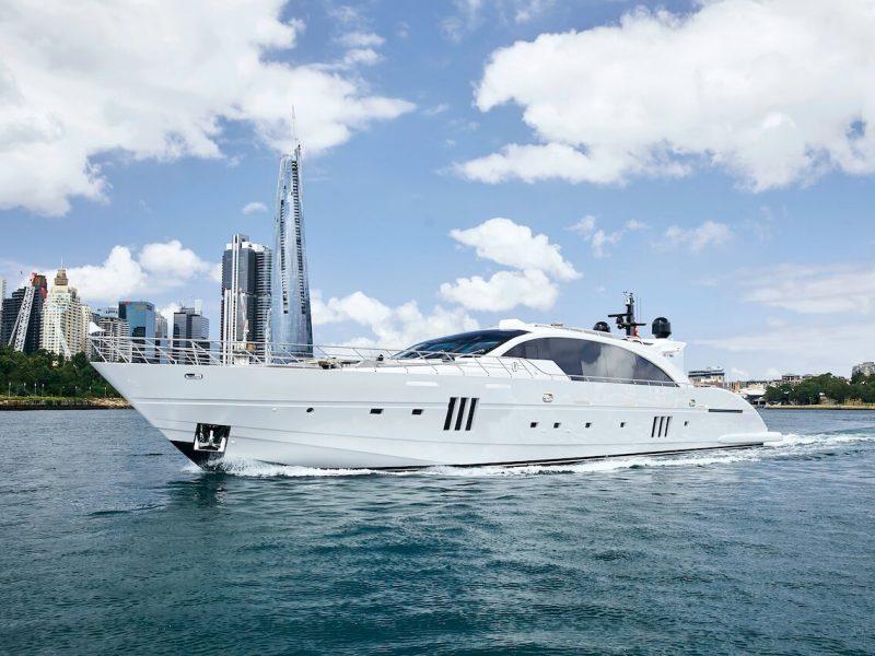 MV ONE O ONE - MV Luxury Yachts - Superyacht Harbour